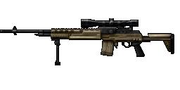 Guns - M39 EMR Desert - Combat Arms GUNS